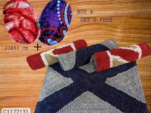 (Buy 4 Get 2 Free) Anti-Skid Door Mats