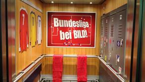 Product launch campaign | Bundesliga bei BILD