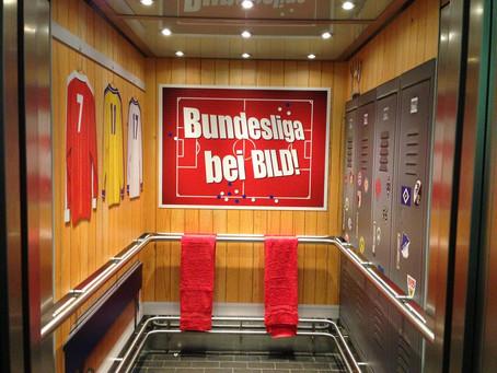 Product launch campaign   Bundesliga bei BILD