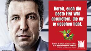 Marketing campaign | BILD for FIFA World Cup 2014