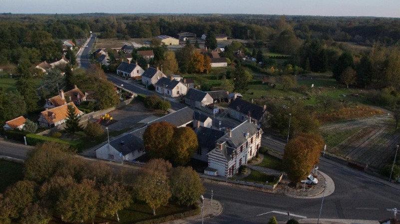 Neuvy Mairie