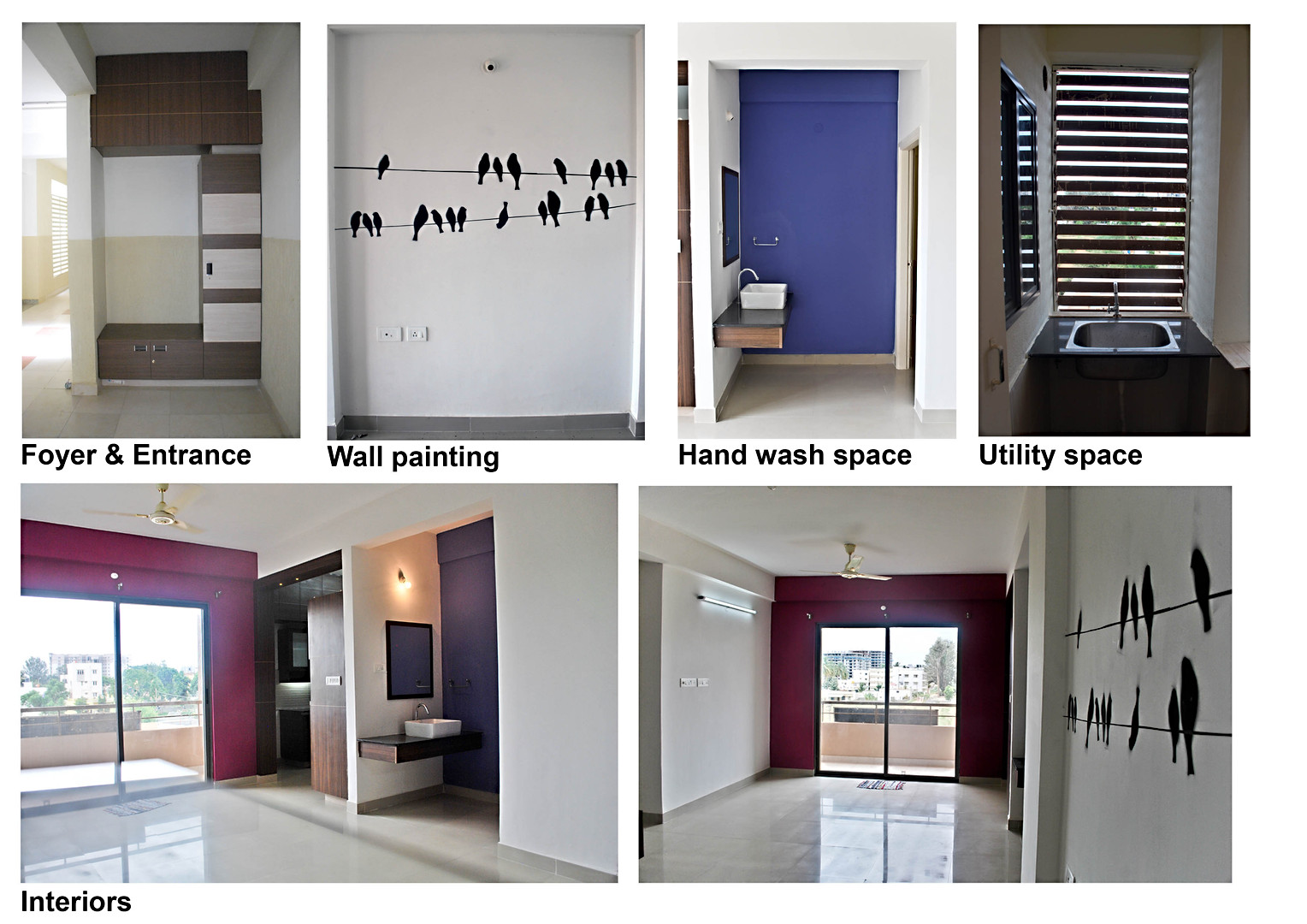 Space Collage Interiors