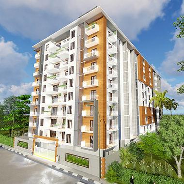 contemporary architecture, apartment desig, multi dwelling units