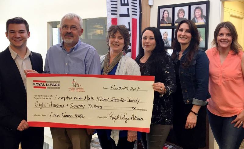 Royal LePage 2017 Donation