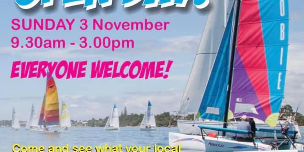 Marsden Yacht & Boat Club Open Day