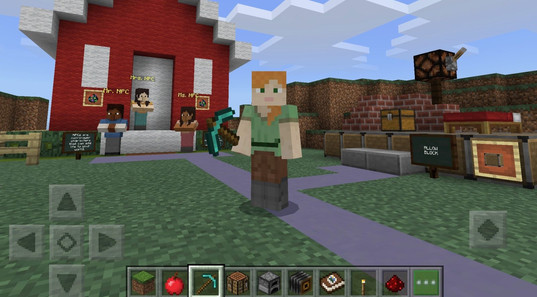 Minecraft for Education
