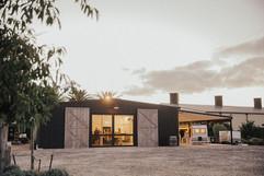Sunset & Barn Exterior