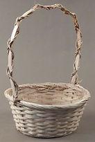 """Rattan 8"""" Round Basket"""