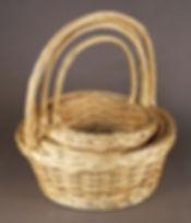 Split Wood Baskets