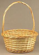 """9"""" Willow Basket"""