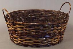 "15"" Round Basket Ear Handles"