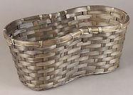 Bamboo Peanut Basket