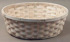 "14"" Round Basket Tray"