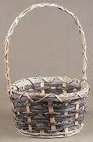 Rattan 8 Inch Basket