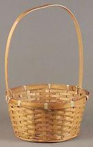 """9"""" Bamboo Baskets"""