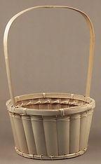 9 Inch Round Basket