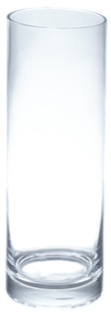 7x20 Glass Vase