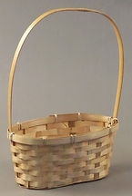 Split Bamboo Basket