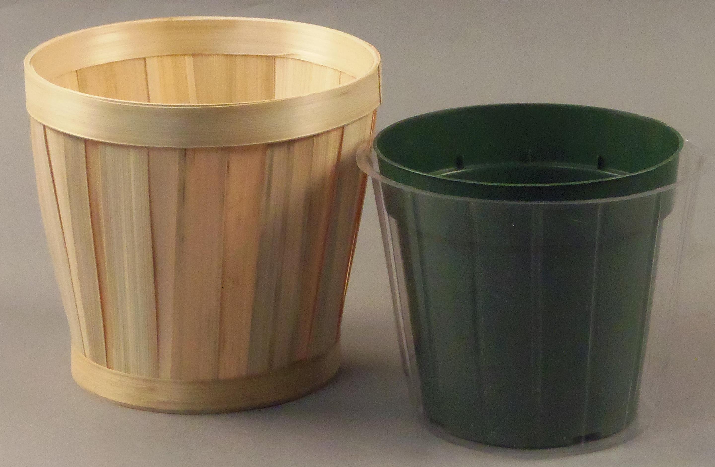 WD6P-NAT Liner Pot