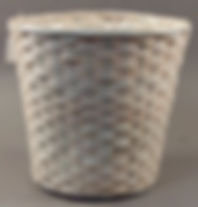 "Split Bamboo 10"" Plant Pot Cover"
