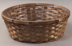"14"" Round Baskets Trays"