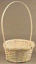 7 Inch Round Basket