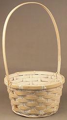 """9"""" Bamboo Basket"""