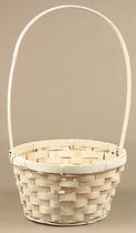 """7"""" Bamboo Basket"""