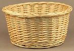 """Willow 8"""" Basket"""