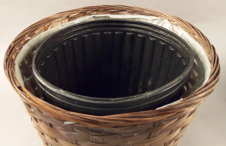 7008/8GR-STN Pot-2 DL9 Pot Rim