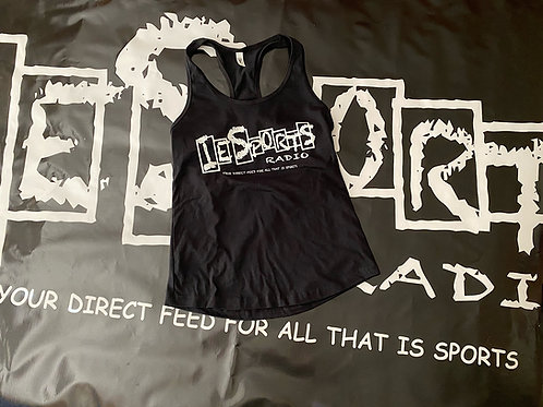 IE Sports Radio Razorback Tank Tops