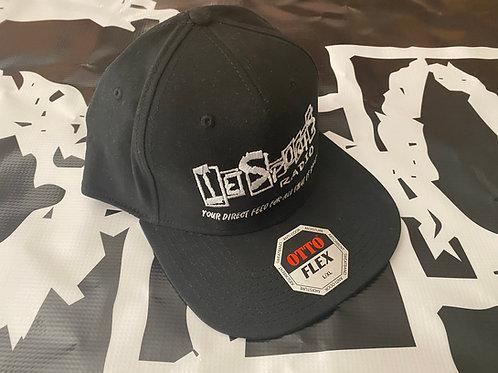 IE Sports Radio Fitted Flat Bill Hat
