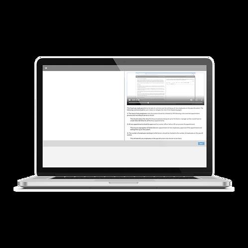 Audit & Assurance (AA) | CBE Mock Module