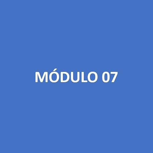 Módulo 07 – BRASAGEM E CONFECÇÃO DE TUBOS E MANGUEIRAS