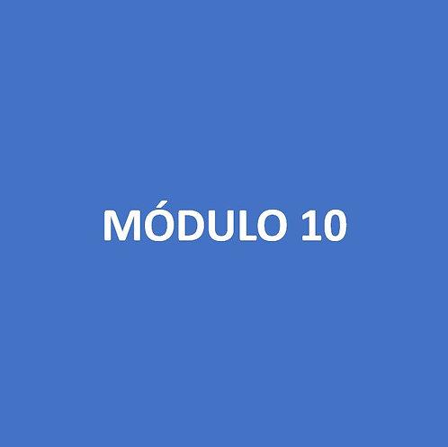 Módulo 10 - PARTE ELÉTRICA – Fase II B