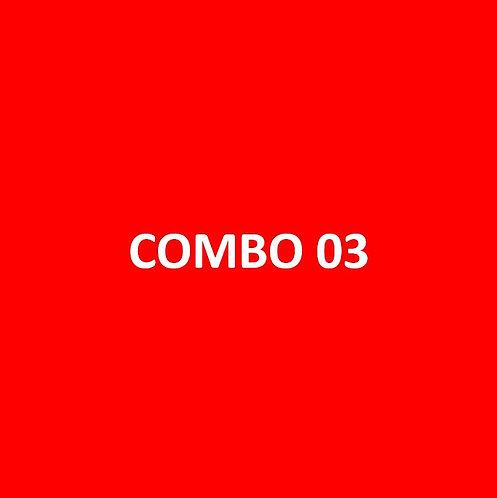 Combo 3 - MÓDULOS 08,09 E 10.