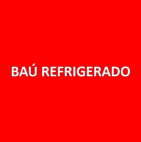CURSO BAÚ REFRIGERADO - SEM HOSPEDAGEM