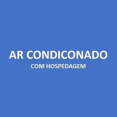 CURSO AR CONDICIONADO - COM HOSPEDAGEM