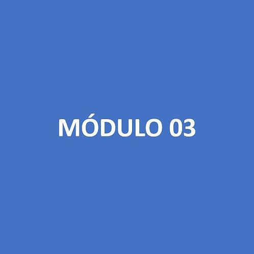 Módulo 03 – LEITURA E INTERPRETAÇÃO DE MANÔMETRO, TESTE DE ESTANQUIEDADE E IDENT