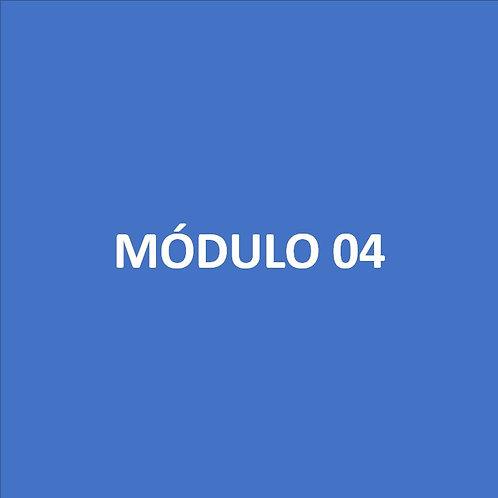 Módulo 04 – BOMBA DE VÁCUO, VÁCUO, VACUÔMETRO DIGITAL E CARGA DE FLUIDO REFRIGE