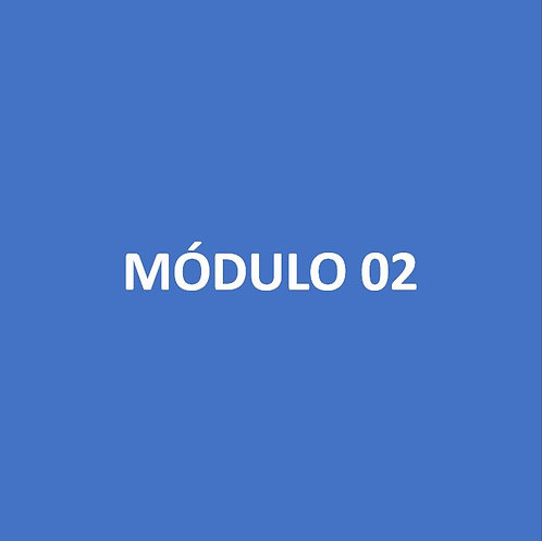 Módulo 02 – ENSAIOS, TESTES E VERIFICAÇÕES EM LABORATÓRIO
