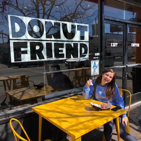 Vegan Donuts? Yes please!
