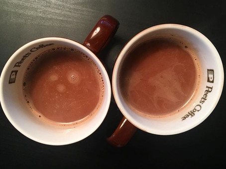Delicious Dairy Free Hot Chocolate