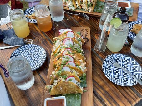 Restaurant Passport: 5 Tacos & Beers