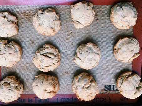 Sourdough Diaries: Gluten-Free Vegan Biscuit Recipe