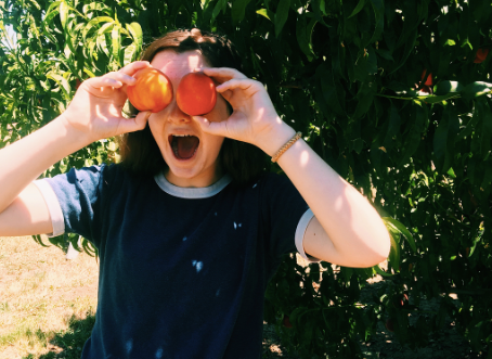 Summer Time Peach Raspberry Jam