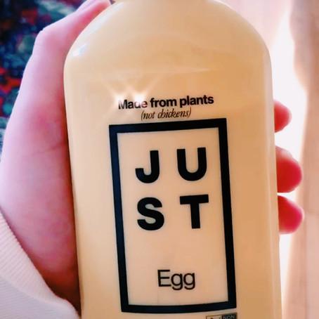 Hit or Miss: A Just Eggs Vegan Scramble Review