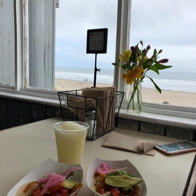 Beachside Lunch
