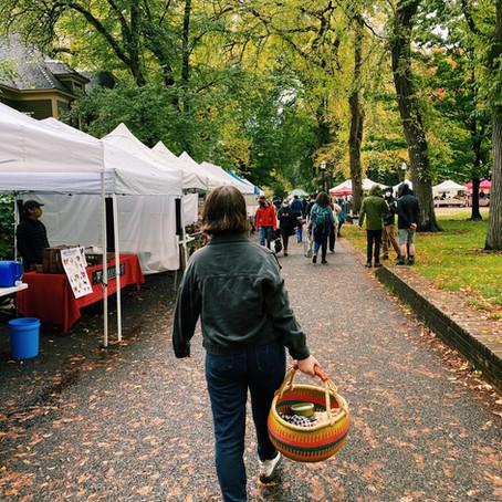 Portland Food Diary: Week One!