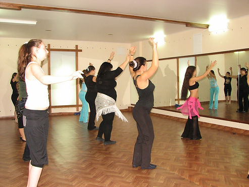 танец живота, занятие танцами в красноярске